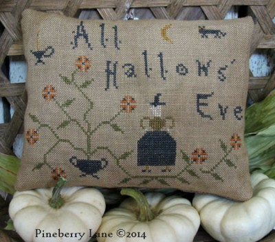 All Hallows' Eve E-pattern