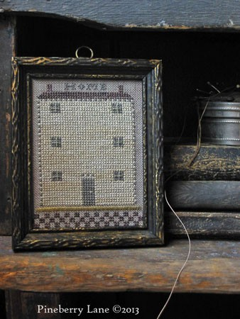 Home - A Diminutive Sampler E-pattern
