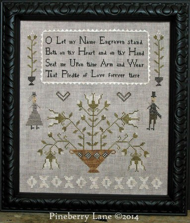 Pledge of Love E-pattern