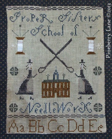 Proper Sisters School of Needlework