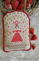 The Strawberry Queen E-pattern