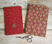 Cloth Covered Books