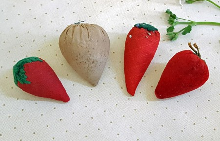 Strawberry Emery Lot C