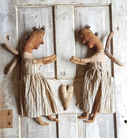 Primitive Angel Twins