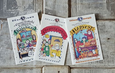 Trio of Gooseberry Patch Booklets - Free Shipping in USA!