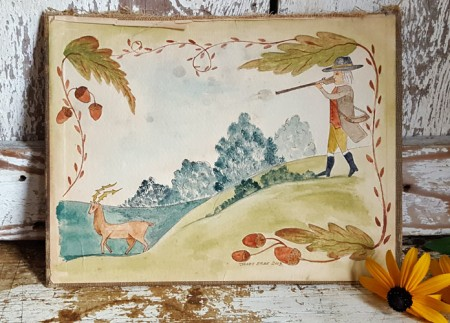 Janet Erbe Watercolor