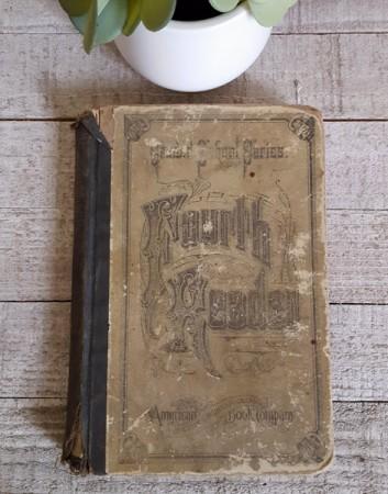 Pair of 19th Century School Books