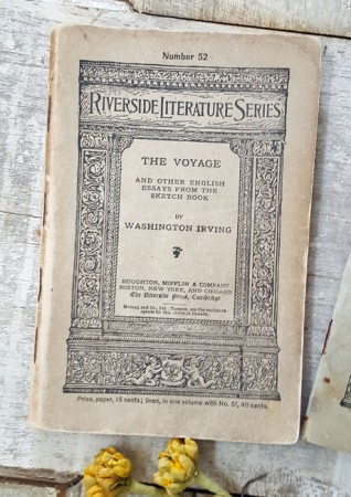 Two Nice Old Books - Free Shipping in USA!