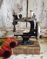 Antique Toy Singer Sewing Machine