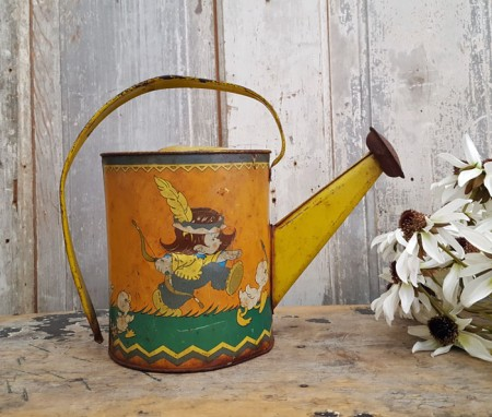 Vintage Toy Watering Can