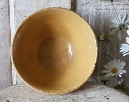Yellow Ware Bowl #2 - Small