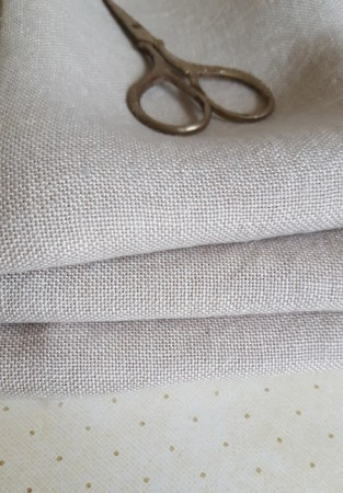 30 Count Beige Weeks Dye Works Linen 16x26