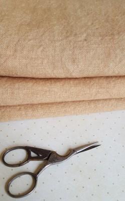 35 Count Straw Weeks Dye Works Linen 13x18