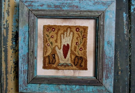 Hands to Work E-pattern