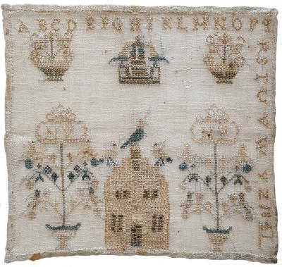 White House Sampler 1841 - SOLD