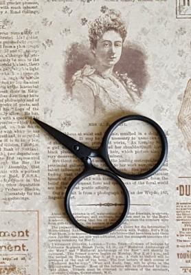 Putford Scissors - Black