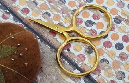 Putford Scissors - Gold