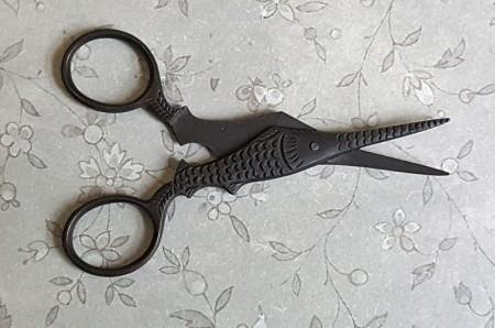 Swordfish Scissors - Black