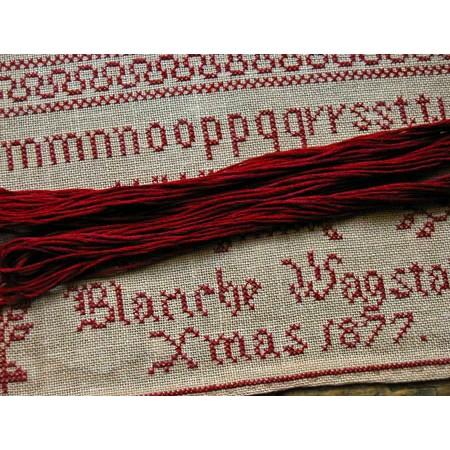 Blanche Wagstaff 1877 Floss Pack