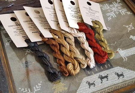 Christmastide Floss Pack