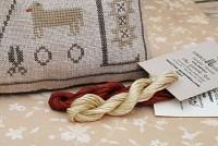 Wool Pinkeeps Partial Floss Pack